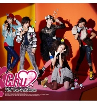 F(X) - 1st Single [CHU]