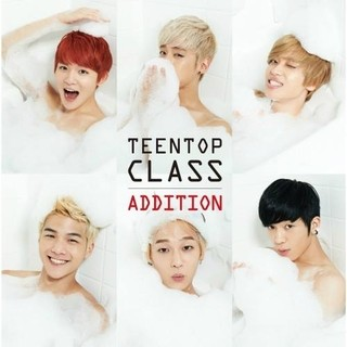 TEEN TOP - 4th Mini Album Repackage [CLASS ADDITION]
