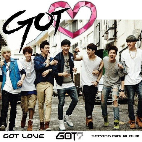 GOT7 - 2nd Mini Album [GOT LOVE] - comprar online
