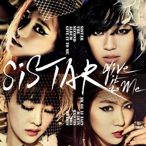 SISTAR - 2nd Album [GIVE IT TO ME]