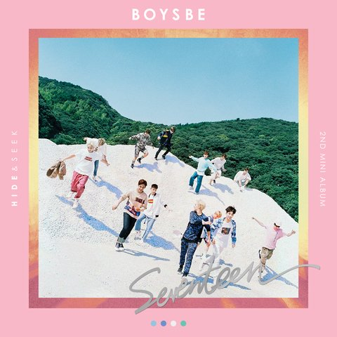 SEVENTEEN - 2nd Mini Album [BOYS BE] (Random)