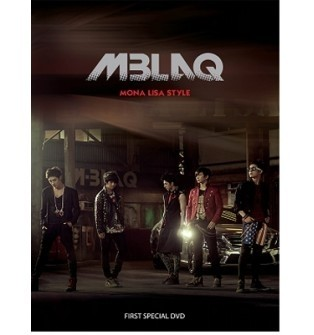 MBLAQ - Mona Lisa Style: First Special [DVD]