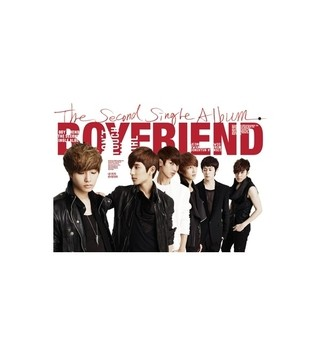 BOYFRIEND - 2nd Single [DON'T TOUCH MY GIRL]