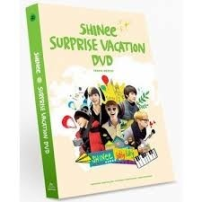 SHINee - SHINee Surprise Vacation [DVD]