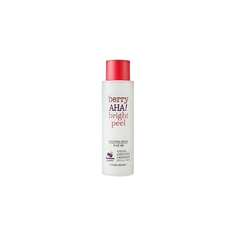 [ETUDE HOUSE] BERRY AHA BRIGHT PEEL BOOSTING SERUM 150ML