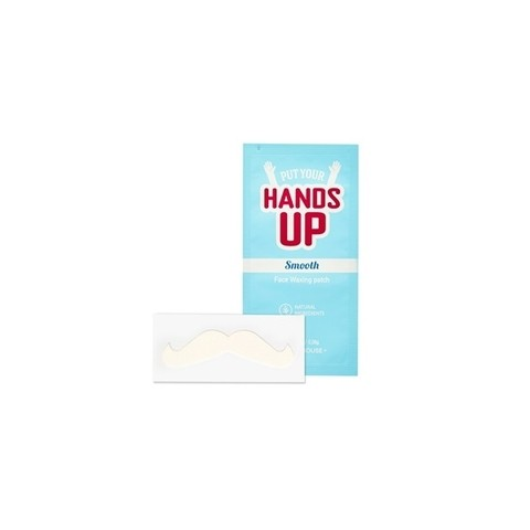 [ETUDE HOUSE] HANDS UP SMOOTH FACE WAXING PATCH 10EA