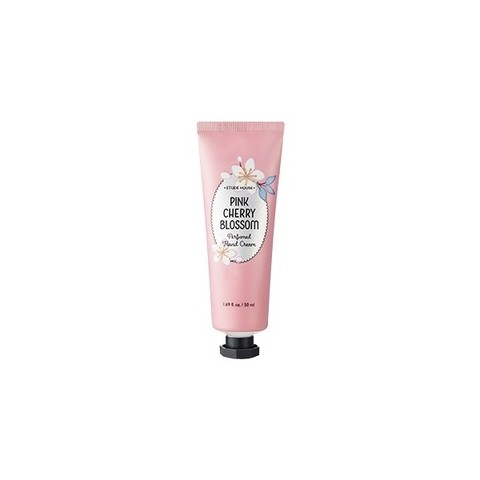 [ETUDE HOUSE] PINK CHERRY BLOSSOM PERFUMED HAND CREAM 50ML