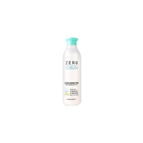 [ETUDE HOUSE] ZERO SEBUM CLEARING POWDER TONER 200ML
