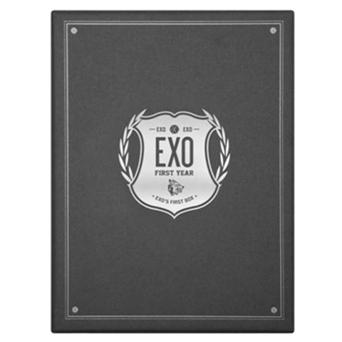 EXO - EXO's First Box [DVD]