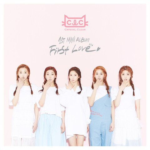 CLC - 1st Mini Album [FIRST LOVE]