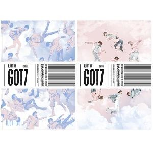 GOT7 - 5th Mini Album [FLIGHT LOG : DEPARTURE] (Random)