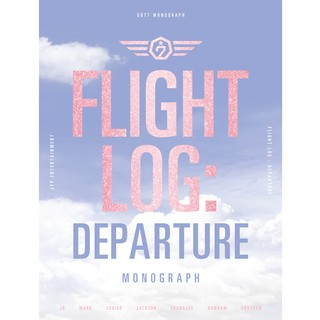 GOT7 - DVD&Photobook [FLIGHT LOG : DEPARTURE - MONOGRAPH] (Limited Edition)