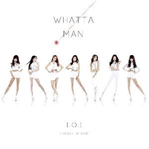 I.O.I - 1st Single Album [WHATTA MAN]