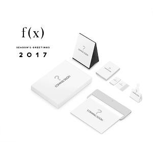 F(X) - SEASON GREETING 2017