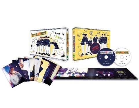 GOT7 - 2nd Fan Meeting [AMAZING GOT7 WORLD GOT7 ♥ I GOT7] (DVD)