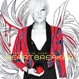 G-DRAGON - 1st Album [HEARTBREAKER]