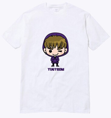 GOT7 CAMISETA CARTOON - HARU HARU K-STORE
