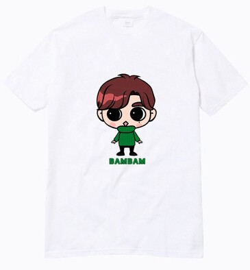 Imagem do GOT7 CAMISETA CARTOON