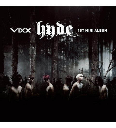 VIXX - 1st Mini Album [HYDE]