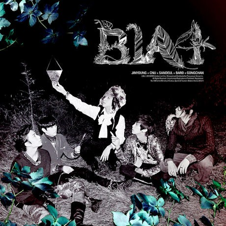 B1A4 - 3rd Mini Album [IN THE WIND]