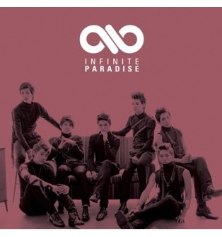 Infinite - 1st Album Repackage [PARADISE]