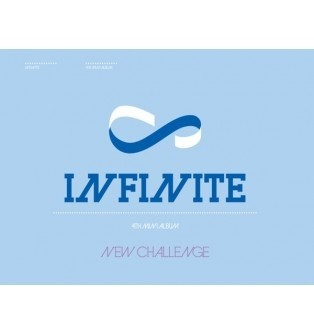 Infinite - 4th Mini Album [NEW CHALLENGE]