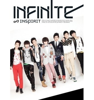 Infinite - 1st Single [INSPIRIT]