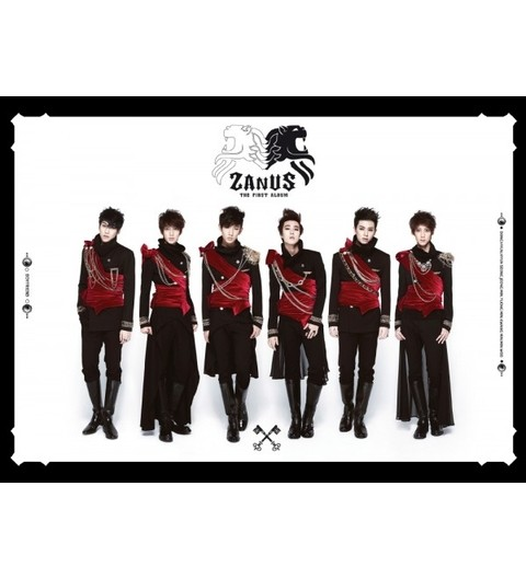 BOYFRIEND - Janus [REGULAR  EDITION]