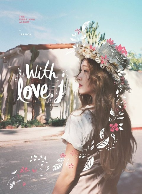 JESSICA - 1st Mini Album [WITH LOVE, J]