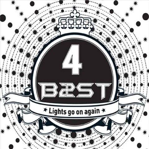 BEAST - 4th Mini Album [LIGHTS GO ON AGAIN]
