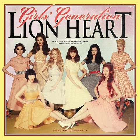 GIRLS' GENERATION - 5th Album