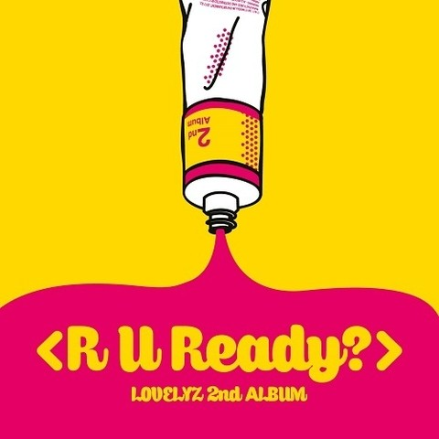LOVELYZ - 2nd Album [R U READY?]