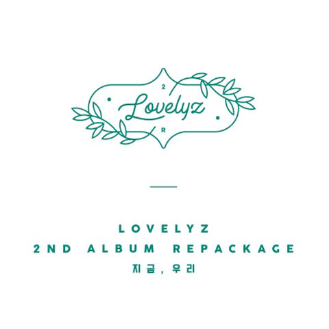 LOVELYZ - 2nd Album [NOW, US] (Repackage)
