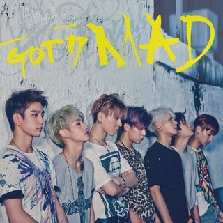 GOT7 - 4th Mini Album [MAD] (Random)