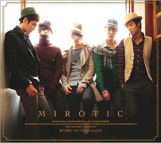 TVXQ - 4th Album [MIROTC]
