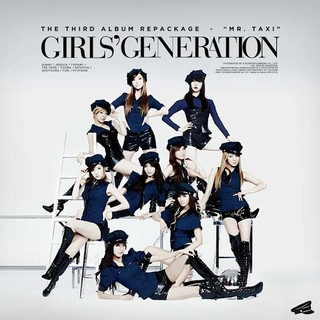 GIRLS' GENERATION - 3rd Album Repackage [MR. TAXI]