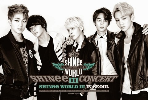 SHINee - SHINee The 3rd Concert: Shinee World III in Seoul [DVD]