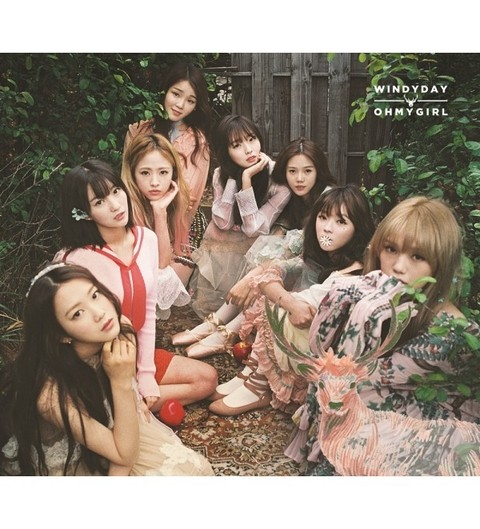 Oh My Girl - 3rd Mini Album Repackage [WINDY DAY]