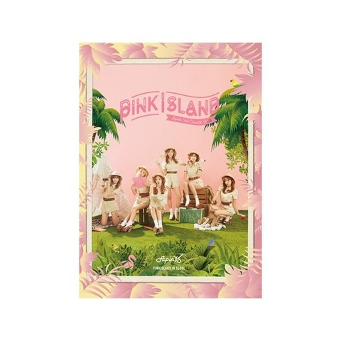 APINK - 2nd Concert Pink Island [DVD]
