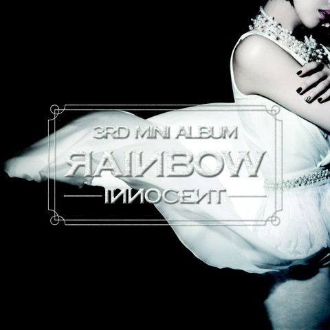 RAINBOW - 3rd Mini Album [INNOCENT]
