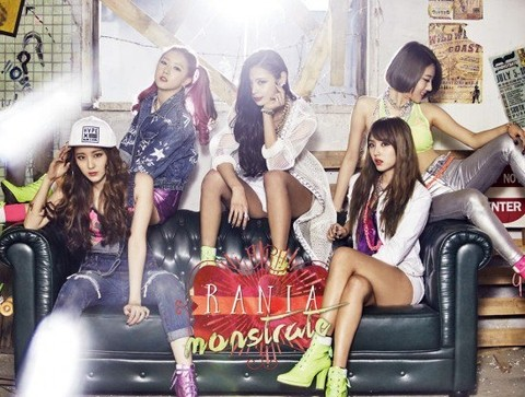 RANIA - 5th Mini Album [DEMONSTRATE]
