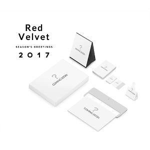 RED VELVET - SEASON GREETING 2017