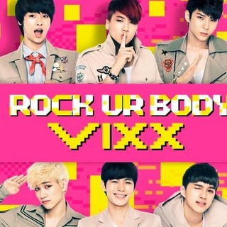 VIXX - 2nd Single [ROCK UR BODY]