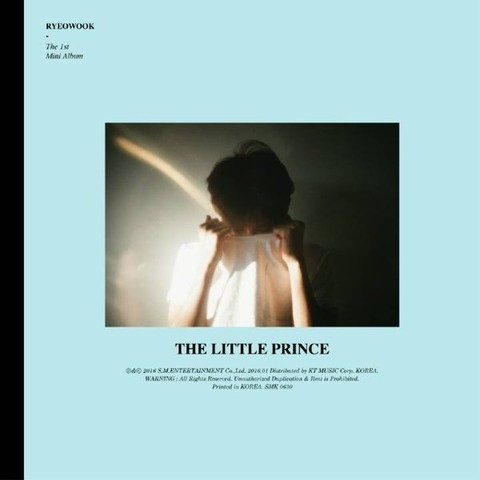 RYEOWOOK - 1st MIni Album [LITTLE PRINCE]