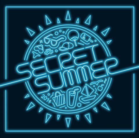 SECRET - 5th Mini Album [SECRET SUMMER]