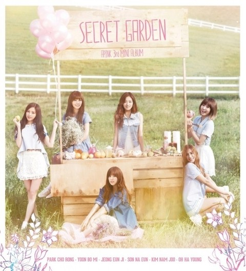 APINK - 3rd Mini Album [SECRET GARDEN]