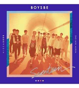 SEVENTEEN - 2nd Mini Album [BOYS BE] (Random) - comprar online