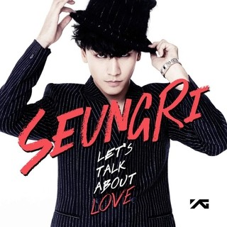 SEUNGRI - 2nd Mini Album [LET'S TALK ABOUT LOVE]