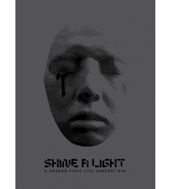 DRAGON - 1st Live Concert: SHINE A LIGHT [DVD] F(x) Amber Red Light Live