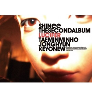 SHINee - 2nd Album: [LUCIFER]
